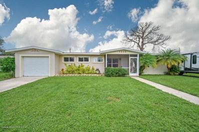 1343 Estridge Drive, Rockledge, FL 32955 - MLS#: 854010