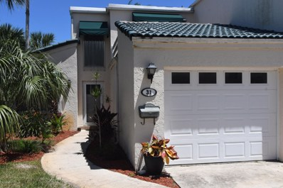 31 Emerald Court, Satellite Beach, FL 32937 - #: 854065