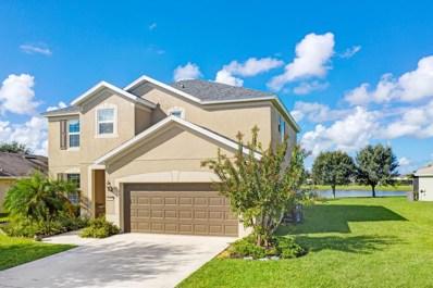1549 Dittmer Circle, Palm Bay, FL 32909 - #: 855245