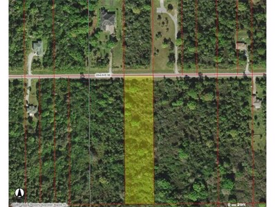 22ND Ave SE, Naples, FL 34120 - MLS#: 217013160