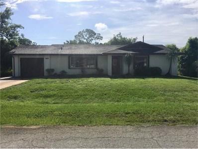 18525 Ocala Rd, Fort Myers, FL 33967 - MLS#: 217039332