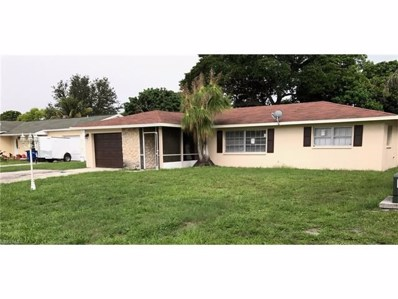793 Friendly St, North Fort Myers, FL 33903 - MLS#: 217046779