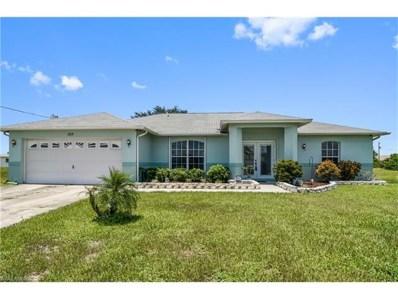 165 Grant Blvd, Lehigh Acres, FL 33974 - MLS#: 217050813