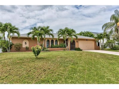 1222 36th St, Cape Coral, FL 33914 - MLS#: 217051644