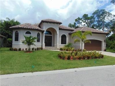 27049 Serrano Way, Bonita Springs, FL 34135 - MLS#: 217056642