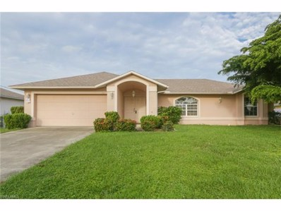 4128 7th Ave, Cape Coral, FL 33914 - MLS#: 217061499