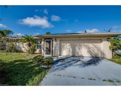 4144 6th Ave, Cape Coral, FL 33914 - MLS#: 217066474
