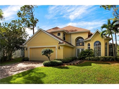 547 Carpenter Ct, Naples, FL 34110 - MLS#: 217068950