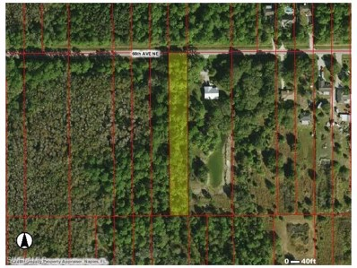 66TH Ave NE, Naples, FL 34120 - MLS#: 217070346