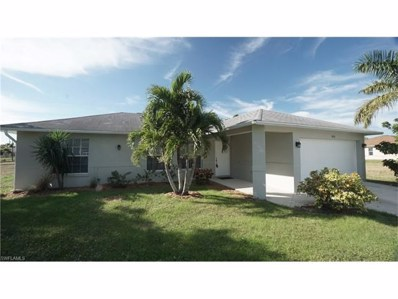 1814 23rd Ave, Cape Coral, FL 33909 - MLS#: 217074501