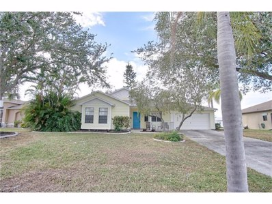 214 15th Ave, Cape Coral, FL 33990 - MLS#: 217074862