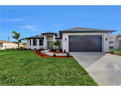 410 42nd Ter, Cape Coral, FL 33914 - MLS#: 217076433