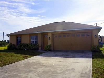 543 Pachman Cir, Lehigh Acres, FL 33974 - MLS#: 218006333