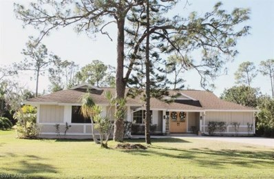 6117 Deer Run, Fort Myers, FL 33908 - MLS#: 218011872