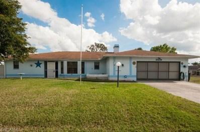 17239 Malaga Rd, Fort Myers, FL 33967 - MLS#: 218012019