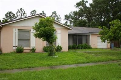 830 Friendly St, North Fort Myers, FL 33903 - MLS#: 218013343