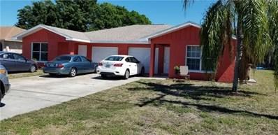 313 24th Ave, Cape Coral, FL 33990 - MLS#: 218019101