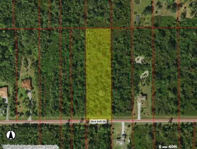 3425 22nd Ave SE, Naples, FL 34117 - MLS#: 218023404