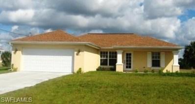 2027 40th St, Cape Coral, FL 33909 - MLS#: 218023635