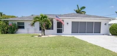 1801 7th St, Cape Coral, FL 33990 - MLS#: 218028519