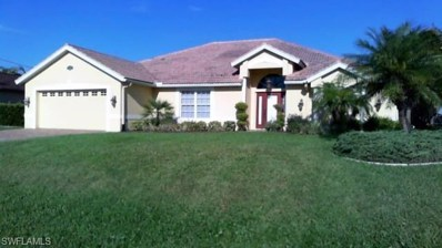 4026 12th Pl, Cape Coral, FL 33914 - MLS#: 218031211