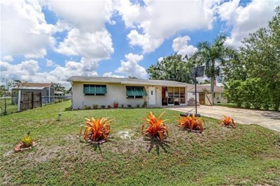 27551 Pullen Ave, Bonita Springs, FL 34135 - MLS#: 218037647