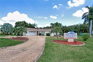 1137 Town And River Dr, Fort Myers, FL 33919 - MLS#: 218039725