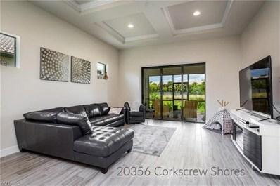 20356 Corkscrew Shores Blvd, Estero, FL 33928 - MLS#: 218046414