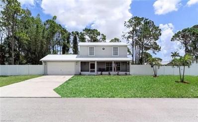 18469 Violet Rd, Fort Myers, FL 33967 - MLS#: 218047539