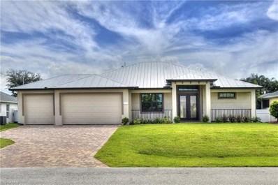 1421 Country Club Blvd, Cape Coral, FL 33990 - MLS#: 218054792