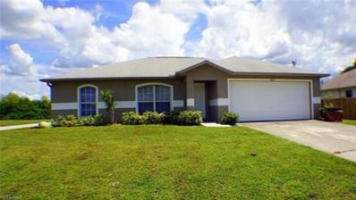 2623 21st Ct, Cape Coral, FL 33909 - MLS#: 218056375