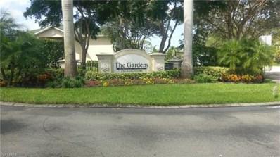 27103 Matheson Ave UNIT 108, Bonita Springs, FL 34135 - MLS#: 218057738