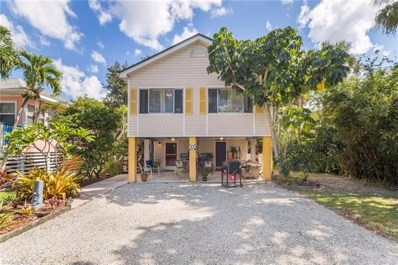 124 Coconut Dr, Fort Myers Beach, FL 33931 - MLS#: 218068500