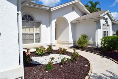 22783 Fountain Lakes Blvd, Estero, FL 33928 - MLS#: 218070064