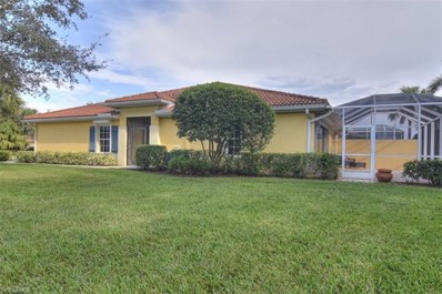 10551 Diamante Way, Fort Myers, FL 33913 - MLS#: 218077367