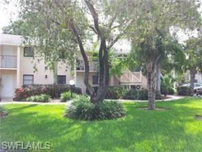 28121 Pine Haven Way UNIT 107, Bonita Springs, FL 34135 - MLS#: 219012103