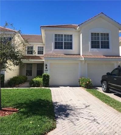 11013 Mill Creek Way UNIT 1206, Fort Myers, FL 33913 - MLS#: 219018658