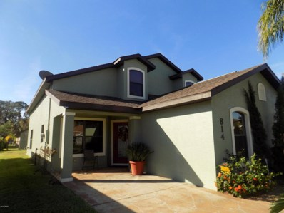 814 Angelina Court, Port Orange, FL 32127 - MLS#: 1020772