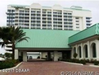 2700 N Atlantic Avenue UNIT 1018, Daytona Beach, FL 32118 - #: 1029560