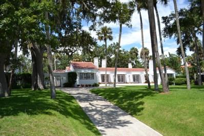 636 N Riverside Drive, New Smyrna Beach, FL 32168 - #: 1037911