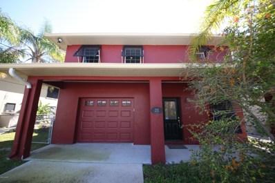 215 Randle Avenue, Oak Hill, FL 32759 - MLS#: 1038281