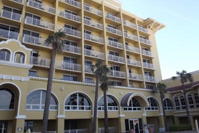 600 N Atlantic Avenue UNIT 507, Daytona Beach, FL 32118 - MLS#: 1038827