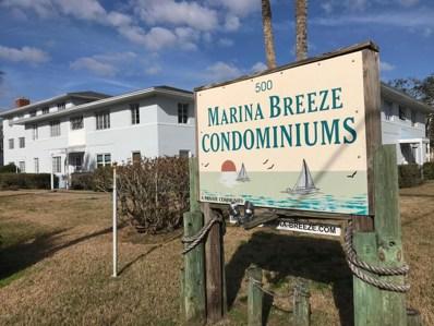 500 S Beach Street UNIT 40, Daytona Beach, FL 32114 - MLS#: 1038968