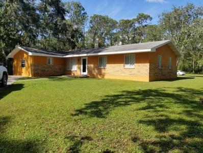 2109 Old Daytona Road, Port Orange, FL 32128 - MLS#: 1039364
