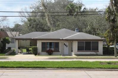 4374 S Ridgewood Avenue, Port Orange, FL 32127 - MLS#: 1039544