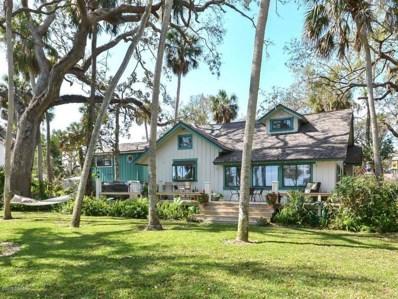 646 N Riverside Drive, New Smyrna Beach, FL 32168 - #: 1040072