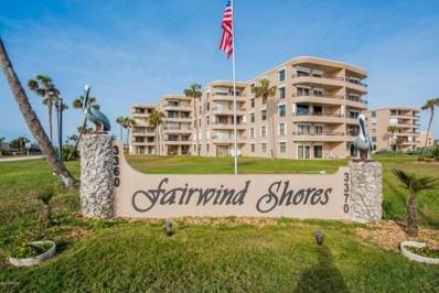 3370 Ocean Shore Boulevard UNIT 102, Ormond Beach, FL 32176 - MLS#: 1040464