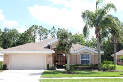 1367 Coconut Palm Circle, Port Orange, FL 32128 - MLS#: 1041676