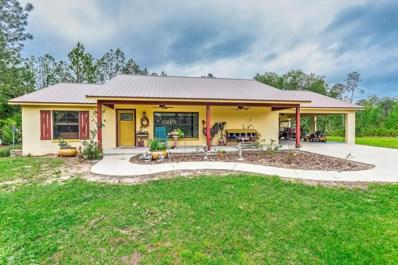215 W Twin Lakes Road, Bunnell, FL 32110 - MLS#: 1042202