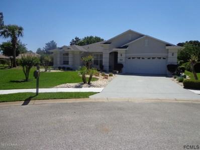 5 Yorktowne Court, Palm Coast, FL 32164 - MLS#: 1042995